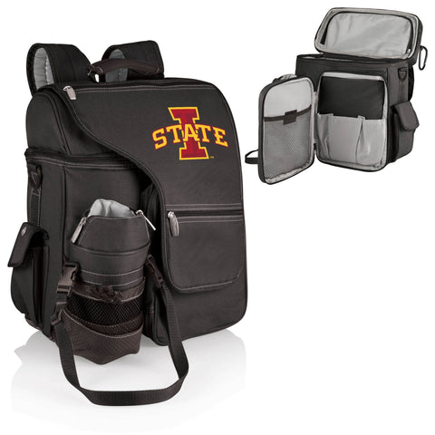 Iowa State Cyclones Turismo Cooler Backpack Printed