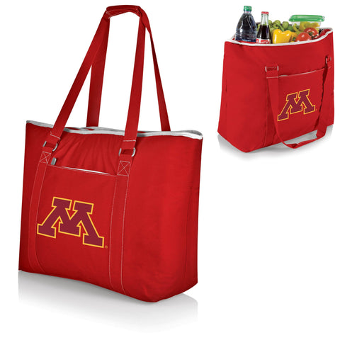 Minnesota Golden Gophers Tahoe Cooler Tote in Red