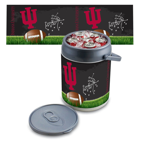 Indiana Hoosiers Can Cooler in Football Design