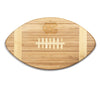 North Carolina Tar Heels Touchdown! Bamboo Cutting Board