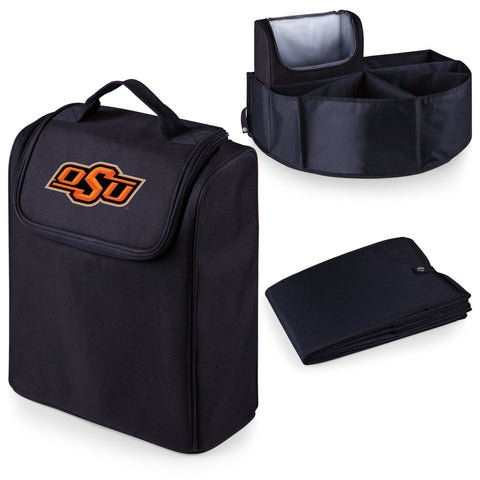 Oklahoma State Cowboys Trunk Boss Organizer with Cooler