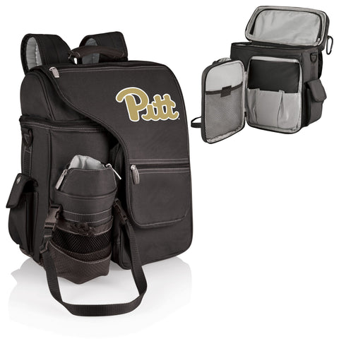 Pittsburgh Panthers Turismo Cooler Backpack in Black