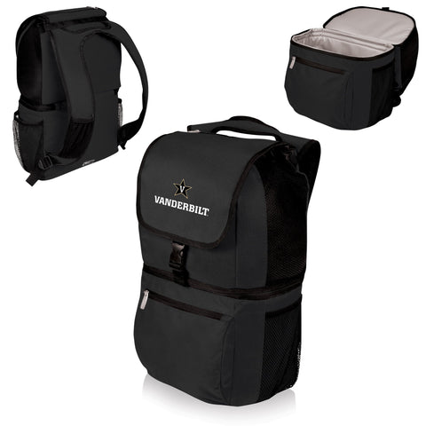 Vanderbilt Commodores Zuma Cooler Backpack in Black