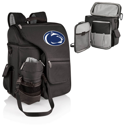 Penn State Nittany Lions Turismo Cooler Backpack in Black