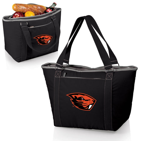 Oregon State Beavers Topanga Cooler Tote in Black