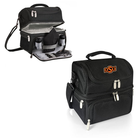Oklahoma State Cowboys Pranzo Lunch Tote in Black