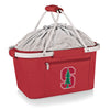 Stanford Cardinal Metro Basket Collapsible Tote in Red