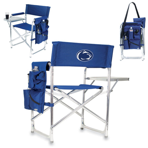 Penn State Nittany Lions Sports Chair in Navy