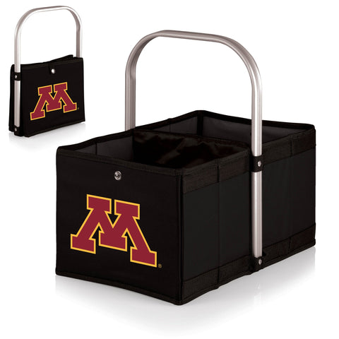 Minnesota Golden Gophers Urban Basket in Black