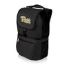 Pittsburgh Panthers Zuma Cooler Backpack in Black