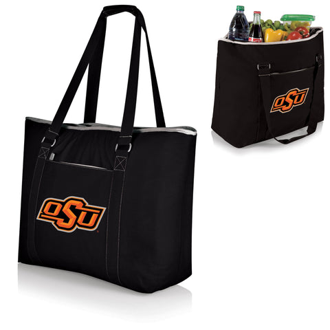 Oklahoma State Cowboys Tahoe Cooler Tote in Black