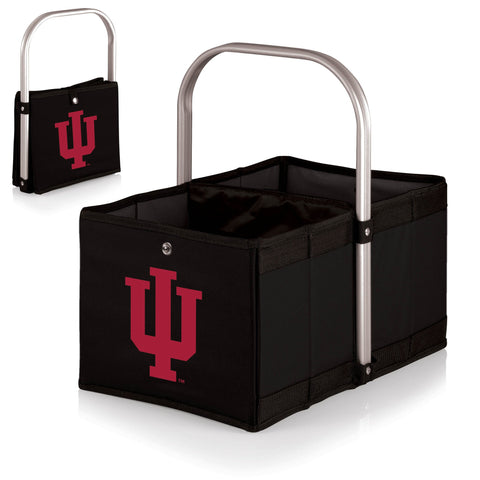 Indiana Hoosiers Urban Basket in Black