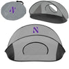 Northwestern Wildcats Manta Sun Shelter in Grey