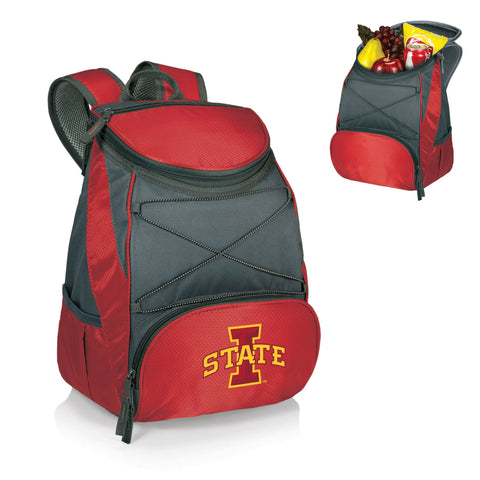 Iowa State Cyclones PTX Backpack Cooler in Red