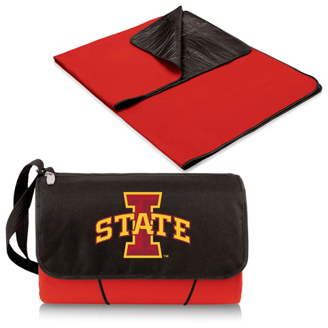 Iowa State Cyclones Blanket Tote in Red