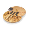 "West Point Black Knights Circo Cheese Board and Tools Set (""'A"" Mark Design)"