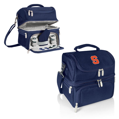 Syracuse Orange Pranzo Lunch Tote in Navy