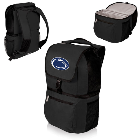 Penn State Nittany Lions Zuma Cooler Backpack in Black
