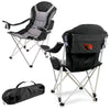 Oregon State Beavers Reclining Camp Chair in Black