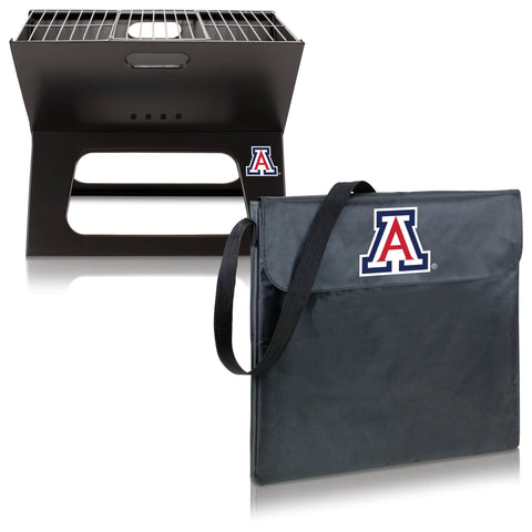 Arizona Wildcats X-Grill Portable BBQ
