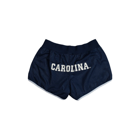 University of North Carolina Mesh Running Short