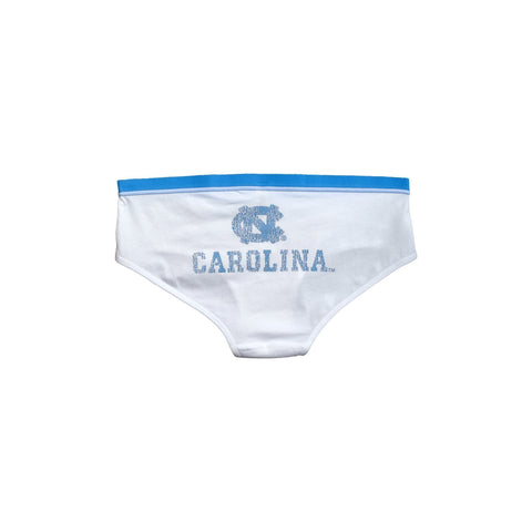 University of North Carolina Boyshort with Vintage Screenprint