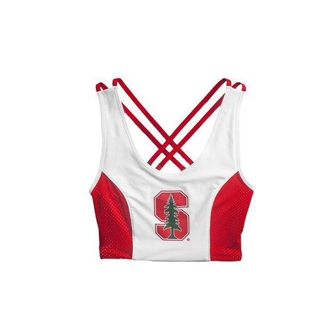 Stanford University Sporty Cropped Tank