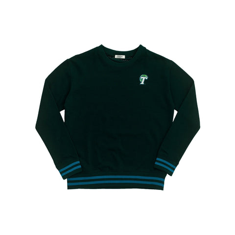 Tulane University Mesh Back Sweatshirt
