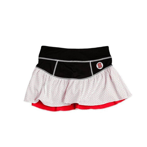 North Carolina State University Ruffle Skort