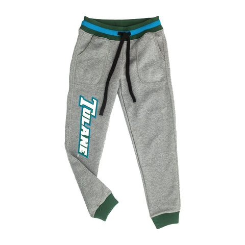 Tulane University Marl Drop Waist Jogger