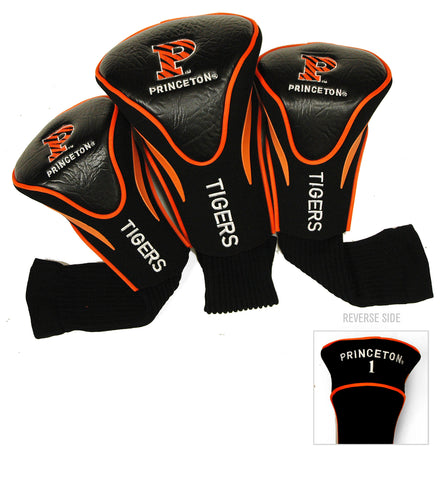 Princeton Tigers 3 Pack Contour Head Covers