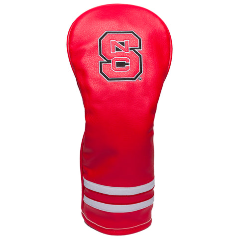 NC State Wolfpack Vintage Fairway Head Cover