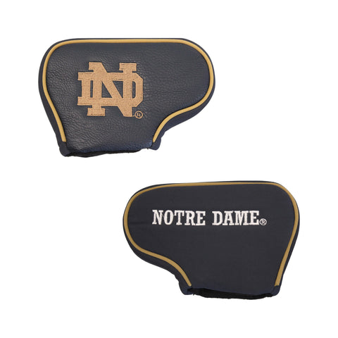 Notre Dame Fighting Irish Golf Blade Putter Cover