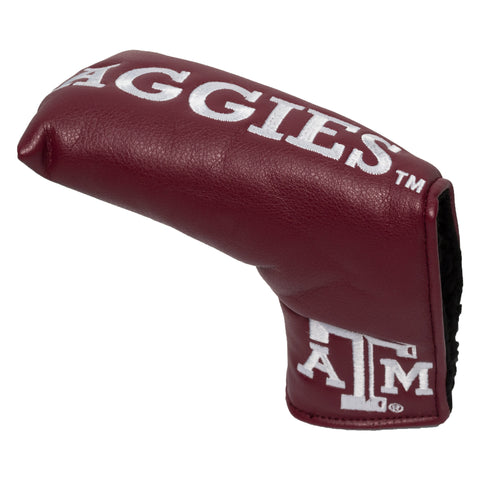 Texas A&M Aggies Vintage Blade Putter Cover