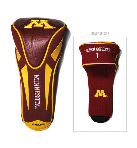 Minnesota Golden Gophers Single Apex Driver Head Cover