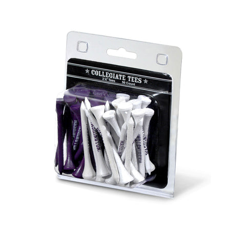 Washington Huskies Pack Of 50 Golf Tees