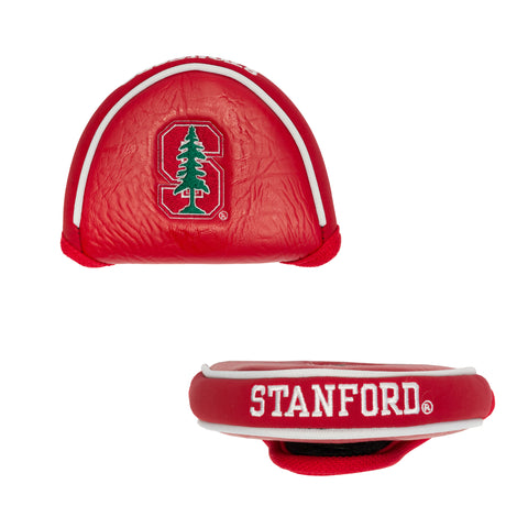 Stanford Cardinal Golf Mallet Putter Cover