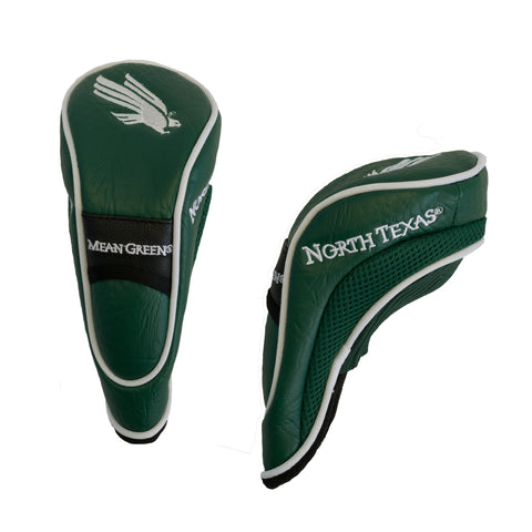 North Texas Mean Green Hybrid Head Cover