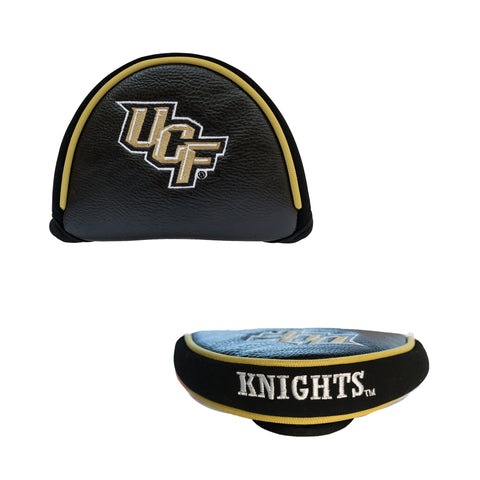 Central Florida Knights Golf Mallet Putter Cover