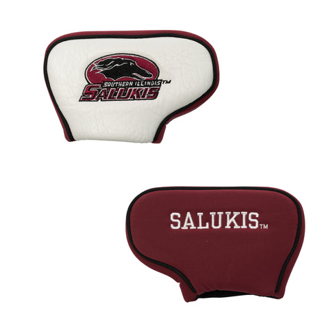 Southern Illinois Salukis Golf Blade Putter Cover