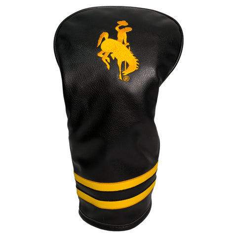Wyoming Cowboys Vintage Driver Head Cover