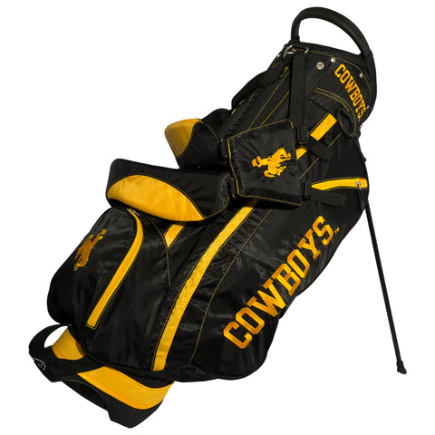 Wyoming Cowboys Fairway Golf Stand Bag