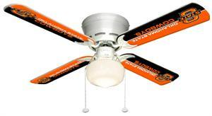Oklahoma State Ceiling Fan - 42""