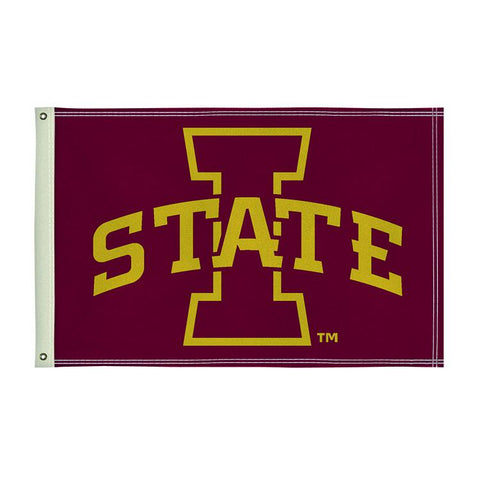 Iowa State Cyclones 2' X 3' Flag 005