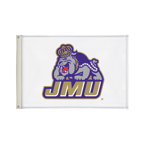 James Madison Dukes 2' X 3' Flag 001
