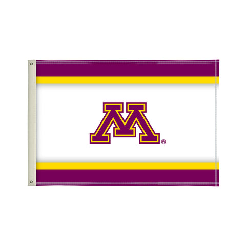 Minnesota Golden Gophers 2' X 3' Flag 001