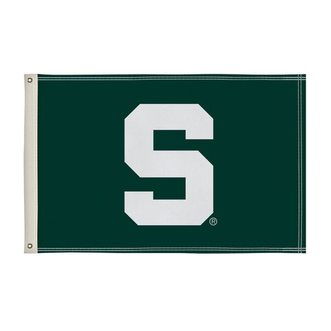 Michigan State Spartans 2' X 3' Flag 003