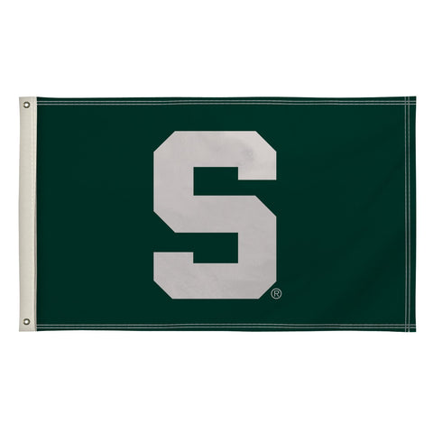Michigan State Spartans 3' X 5' Flag 003