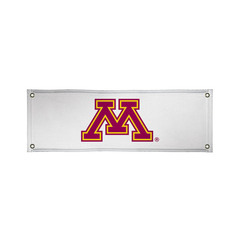 Minnesota Golden Gophers 2' X 6' Vinyl Banner 003