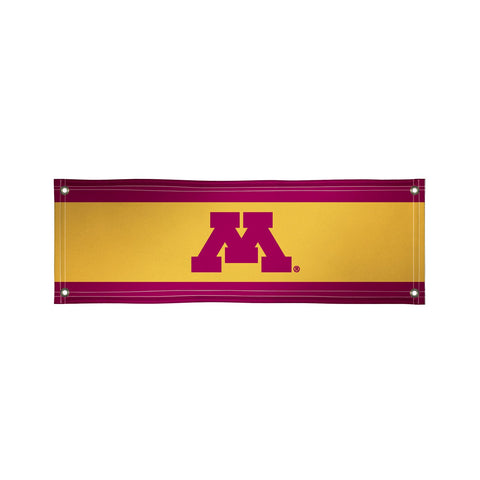 Minnesota Golden Gophers 2' X 6' Vinyl Banner 004